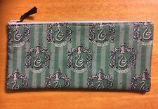 Harry Potter / Slytherin / Green Snake Handmade Pencil Case / School Supplies