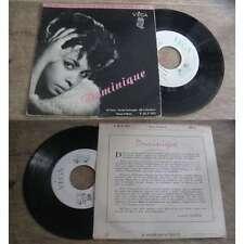 DOMINIQUE - Come Prima Rare French EP Sixties Pop