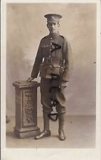 WW1 soldier 4th Battalion Queens Royal West Surrey Regiment
