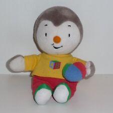 Doudou Pingouin T'Choupi Babibou
