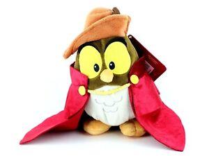 "Disney Store Animators' Collection Owl Plush Doll - Sleeping Beauty - Small - 6"""