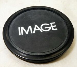 Image 55mm Lens front Cap slip in type Plastic