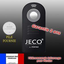 TELECOMMANDE IR pour PENTAX K100  K110  K100D  K110D  K10D Kr kx K7  K5 k500