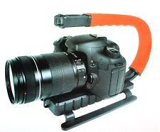 Vivitar Action Sports Grip Stabilizing Bracket For Sony HDR-XR260V HDR-PJ710V