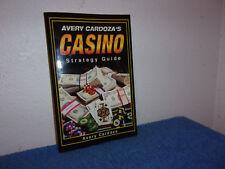 Brand New Avery Cardoza'S Casino Strategy Guide.Paperback
