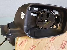 Toyota Auris 2007 - 2010 O/S Drivers Side Electric Door Mirror New Genuine