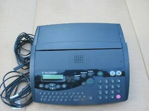 T-Fax 2200 SMS ohne Telefon Serial 8266679 .mit 1 Rolle Faxpapier .