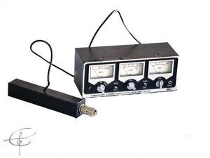 Micronta 3 Range Meter Cb Tester Swr Tester