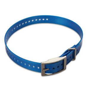 Blue strap waterproof for Garmin GPS DC40 dog tracking collar astro 220 astro320