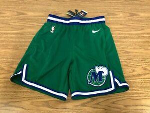 🏀 NEW Dallas Mavericks Nike Icon Edition Swingman Basketball Shorts Men's Large