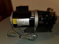 120 Volt 12 Hp Gast Vacuum Pump Tested