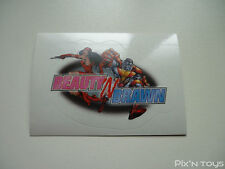 Sticker Marvel Heroes Ultimate Collection #L / Preziosi Collection 2008 NEW