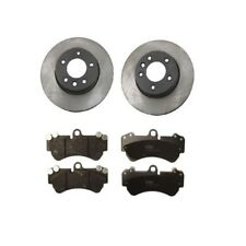 Porsche Cayenne 2003 - 2010 Front Brake KIT OPparts Rotors & TRW Brake Pads