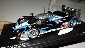 IXO Peugeot 908 Hdi FAP #9 LMP1 - Le Mans Winner 2009 1/43 Scale