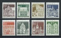 Allemagne RFA N°391/97A** (MNH) 1967/69 - Édifices historiques