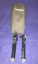 WELCH ALLYN Diagnostic Otoscope & Ophthalmoscope Set Pocketscope Black Handles