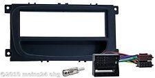 FORD Focus C-Max S-Max Mondeo Kuga Galaxy Radio Blende Radioblende ISO Adapter