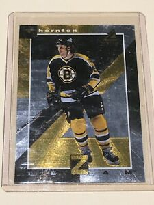 1998-99 Pinnacle Zenith Joe Thornton Z Team 1:24 Packs Toronto Maple Leafs