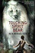 Touching Spirit Bear by Ben Mikaelsen, (Paperback), HarperCollins , New, Free Sh