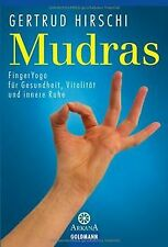 Mudras: FingerYoga für Gesundheit, Vitalität und in... | Buch | Zustand sehr gut