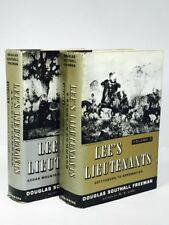 DOUGLAS FREEMAN - LEE'S LIEUTENANTS A STUDY IN COMMAND Vol. 2 And 3 1944
