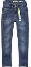 VINGINO JEANS BOYS ALVIN  DARK USED FLEX FIT NEU Gr. 98 /  3 Y