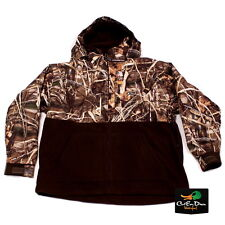 DRAKE WATERFOWL MST EQWADER DELUXE FULL ZIP COAT JACKET MAX-4 CAMO 3XL