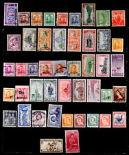 NEW ZEALAND: CLASSIC ERA - 1950'S STAMP COLLECTION WITH SETS