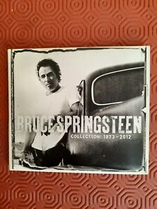 CD Bruce Sprinsteen Best Of Collection : 1973 - 2012 Sony Music 2013