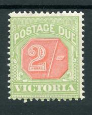 Australia Victoria 1900-04 Postage Due 2s SGD32 MM cat £180
