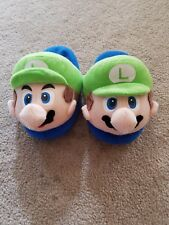 Luigi - Mario Bros - Toddler Slippers