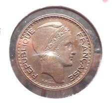 CIRCULATED 1949 10 FRANCS  FRENCH COIN! (81615)