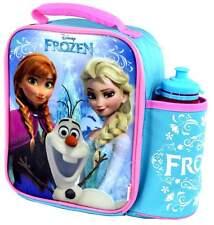 Disney Frozen Vertical almuerzo bag/box Y Botella Set | Oficial Disney!