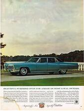 Vintage 1967 Magazine Ad Cadillac Beautiful Surprise For Americas Loyal Owners