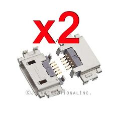 2 X Sony Xperia P LT22i Charger Charging Port Dock Connector USB Repair Part USA