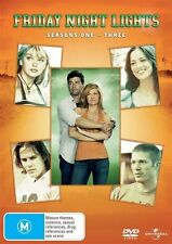 Friday Night Lights : Season 1-3 (DVD, 2011, 14-Disc Set) CLOSE TO NEW