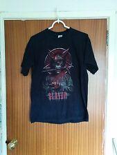 Vintage Slayer tour shirt Eternal Pyre 2006 Christ Illusion thrash metal medium