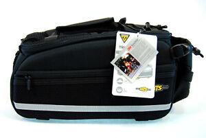 Topeak MTS Strap On TrunkBag EX Bicycle Trunk Bag