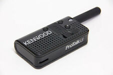 Kenwood ProTalk PKT-23 Two Way Radio & Headsets (2 PACK)