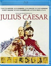 Julius Caesar 887090054201 With Charlton Heston Blu-ray Region 1