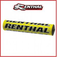 ANTICHOCS SPUGNOTTO ETAIS RENTHAL SX JAUNE GUIDON CROSS QUAD MOTARD