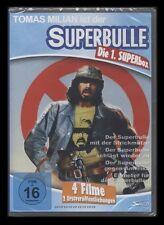 DVD DER SUPERBULLE - DIE 1. BOX - 4 FILME - TOMAS MILLIAN ist TONY MARRONI * NEU