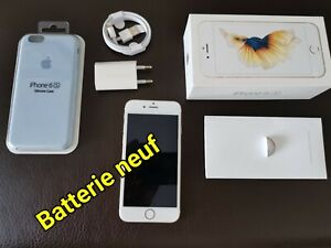 Smartphone Apple iPhone 6s - 16 Go - Or