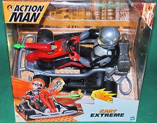Rare Original Action Man Kart Extreme Vehicle Mib 2000