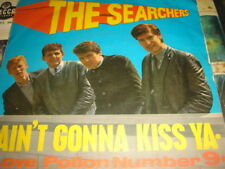 THE SEARCHERS Ain't gonna kiss ya Pye NEP 24177 EX LOVE POTION NUMBER NINE