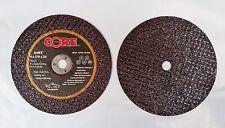 "4"" X 1/16"" X 3/8"" Type 1 / 41 Metal Cut Off Wheels, Core, 85pc"