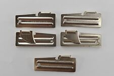 U.S. Shelby Co. 5 Pack P-51 Model Survival Kit Military Can Opener  USA Made