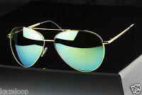 Large Size Aviator Pilot Sunglasses UV400