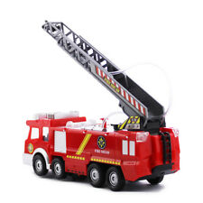 Fire Truck Ladder Rescue Toys /W Light Sound Kids Boys Gift original Package