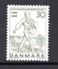 Denmark Mnh 1969 Sg498 Bicentenary Of Danish Royal Agricultural Society